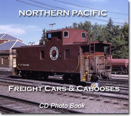 [NP Freight Cars & Cabooses]